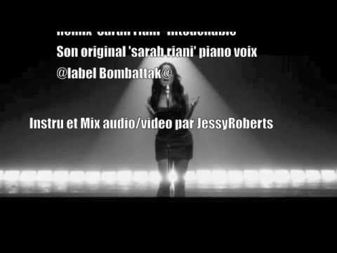 Sarah Riani -INTOUCHABLE feat  JessyRoberts