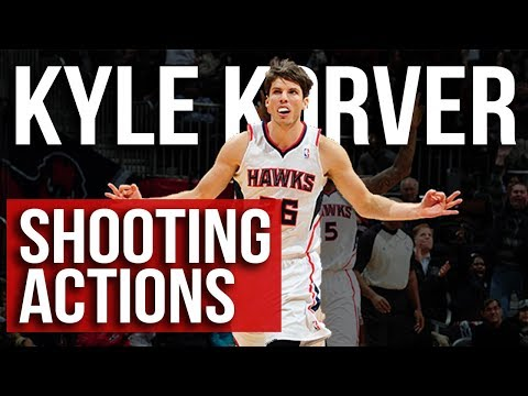 Kyle Korver Atlanta Hawks Shooting Actions