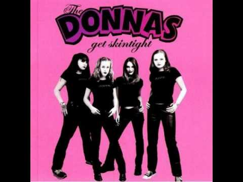 Donnas - Get Outta My Room