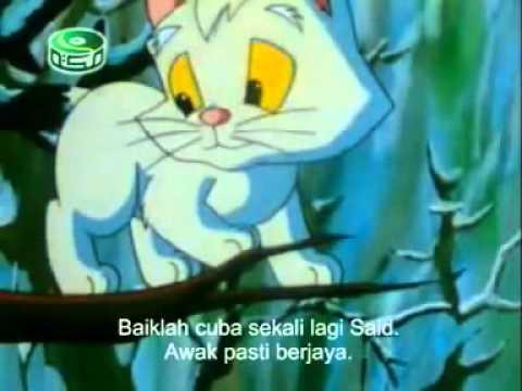 Mari Belajar Bahasa Arab (Cerita Kucing Yang Sesat)                       (كرتون القط الضائع)