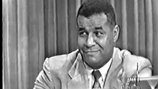 What's My Line? - Roy Campanella; Ted Husing [panel] (Sep 6, 1953)