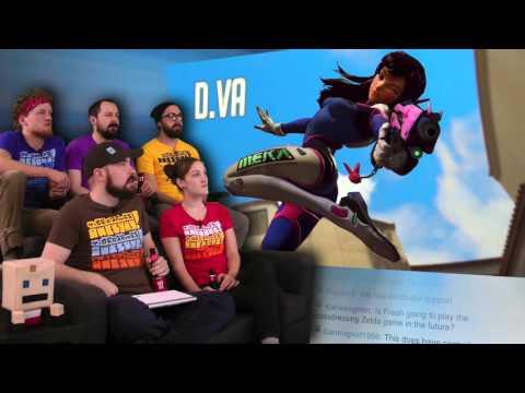 Overwatch Gameplay Trailer #2!