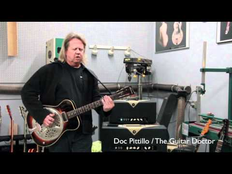 Pavel Maslowiec Dobro / Doc Pittillo / The Guitar Doctor / Vintage & Rare TV