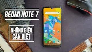 Mua Redmi Note 7 - Tất cả những điều cần biết