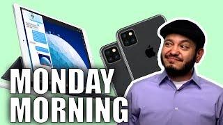 #SGGQA 085: New iPads, iPhone triple camera leak, Android Q app LOCK DOWN!