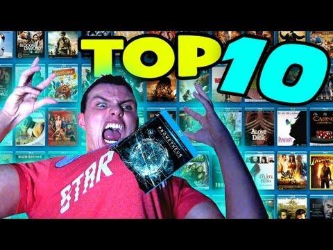 Top 10 Blu-rays 2012 - The Flick Pick video