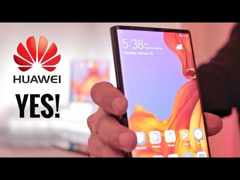Huawei Mate 40 Pro - Harmony OS 2.0