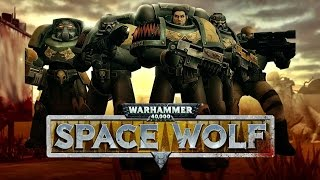 Warhammer 40,000: Space Wolf - Android Gameplay HD