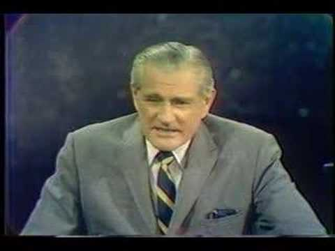Man On The Moon - Apollo 11- Cronkite Broadcast Pt3
