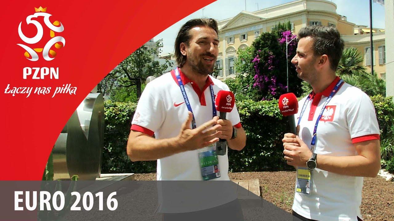 T. Iwan: Piłkarze nie mogą się już doczekać tego spotkania (Studio ŁNP, 12.06.2016)