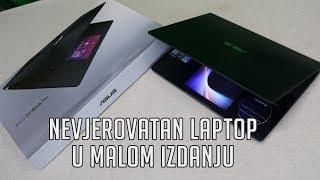 ASUS ZenBook Pro 14 UX480 sa ScreenPadom