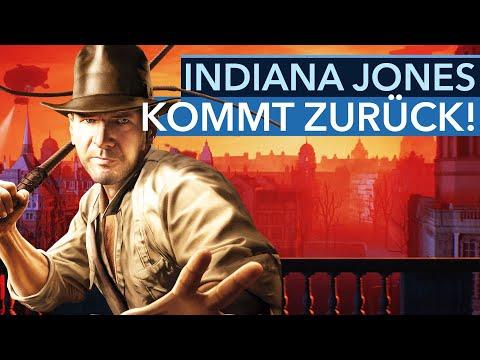 Das neue Indiana Jones Spiel ist in perfekten Händen!