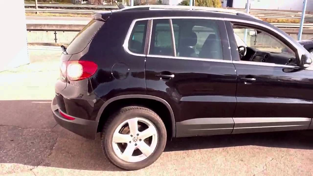 VW Tiguan 2.0 TDI DPF 4Motion 2008 - YouTube