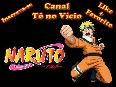 Naruto Ultimate Ninja - PSP Gameplay
