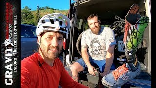 Mountainbiken in Beilstein | Biken mit Beinprothese? Alex erzählt von seinem Unfall | Leo Kast