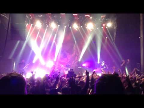 Killswitch Engage - Numbered Days Live Worcester Palladium 4/16/16
