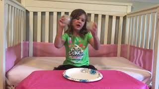 Olivia Opens... Gudetama slime and Squishy Stress Egg surprise