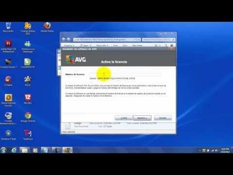 scargar avg antivirus 2012 con crack