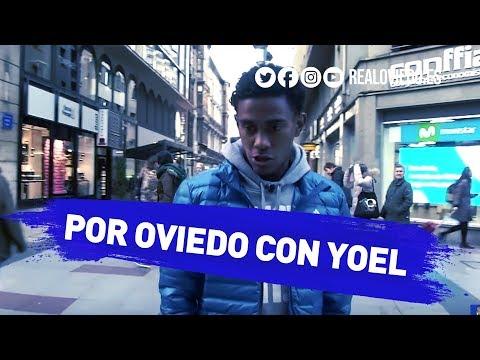De paseo por Oviedo: con Yoel Bárcenas