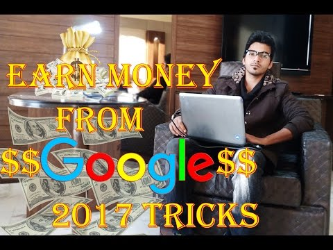 How to Earn Money From Blogging   Earn From Google Adsense in 2018 2019