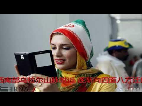 最像歐洲人的亞洲民族,如果不戴頭罩,你能看出是亞洲人嗎?