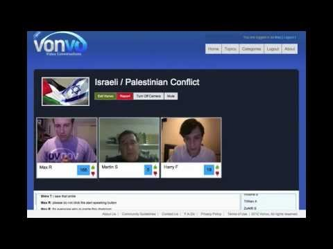 Harry Fear Debates Handling of Gaza with Martin Sherman