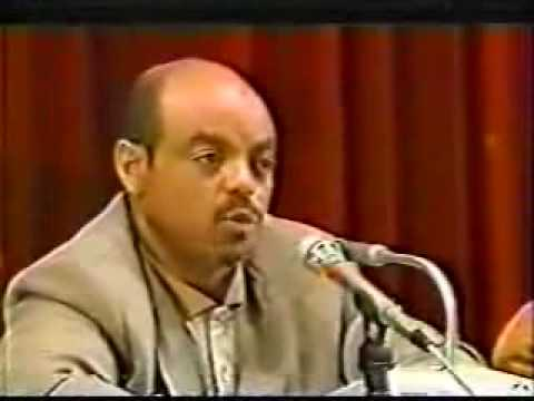 Meles Zenawi by youtube/davenessng