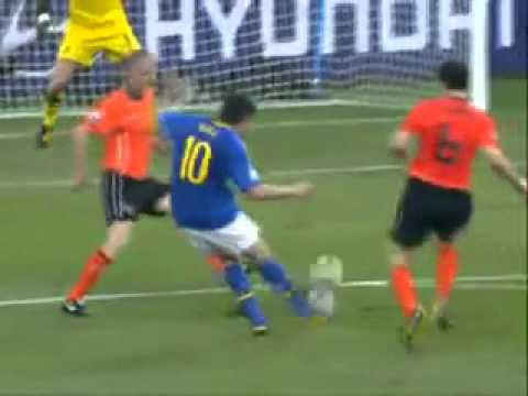 FIFA World Cup 2010 South Africa - Netherlands 2 x 1 Brazil