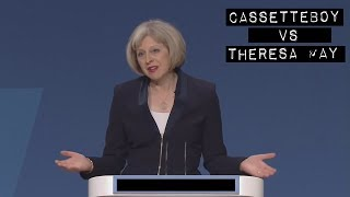 Cassetteboy vs Theresa May