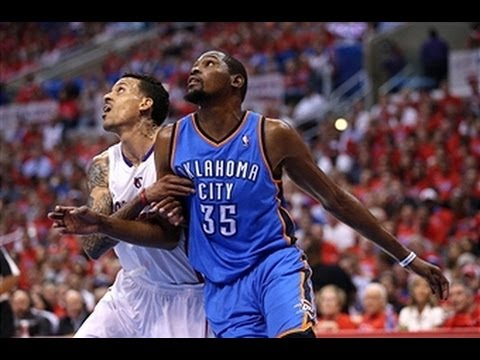 Thunder vs. Clippers: Game 6 Highlights