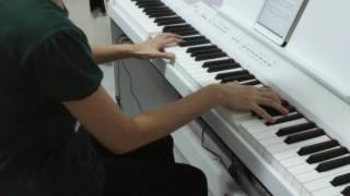 Spirit Of the Living God 来复兴我 Olive Huisman piano only prelude arrangement
