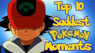 Top 10 Saddest Things in Pokemon! - CMG