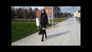 AROLLO Overknee Boots ANNA3 presented by Gina - Queen of Heels
