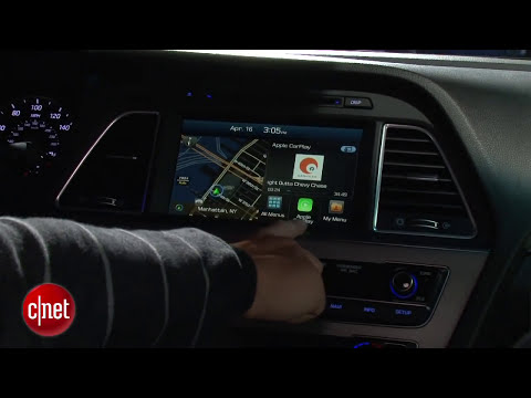 Car Tech - Hands-on with Hyundai and Apple CarPlay