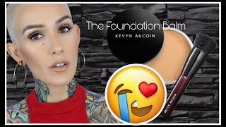 WEAR TEST: Kevyn Aucoin The Foundation Balm