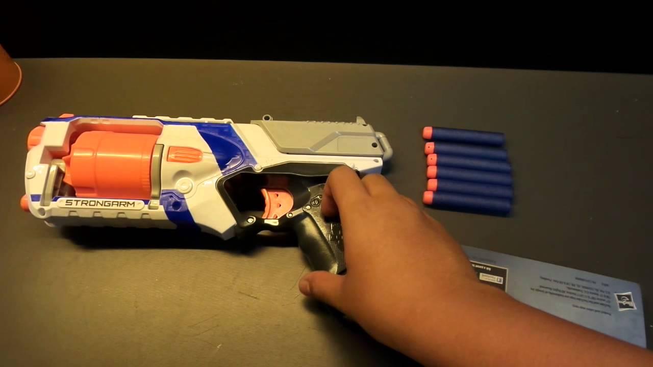 Nerf Strongarm xd Mod Nerf Elite xd Strongarm