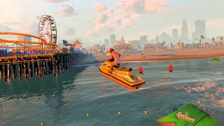 GTA V Unbelievable Crashes/Falls - Episode 45