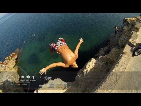 GoPro: Hero3 Black Edition 1.000 fps Slow motion Extreme - Melilla - Spain