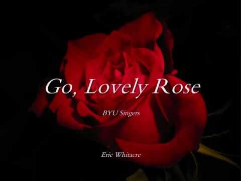 Go Lovely Rose, Eric Whitacre