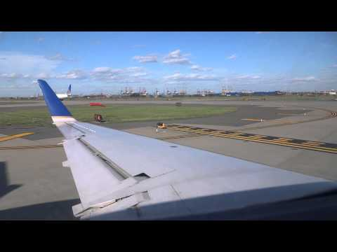 United (ExpressJet) 4316 Takeoff