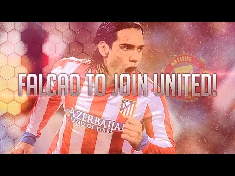 Falcao to Manchester United + Hernandez to Real Madrid - Transfer News