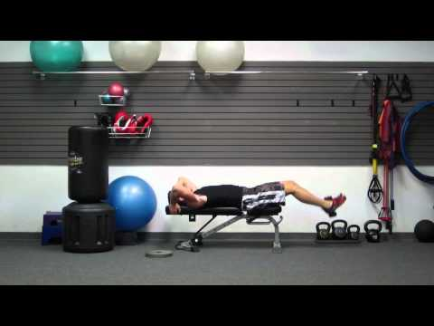 Coach Kozak's MMA Abs Workout - MMA Exercises for Abdominals - HASfit Mixed Martial Arts Training Image 1