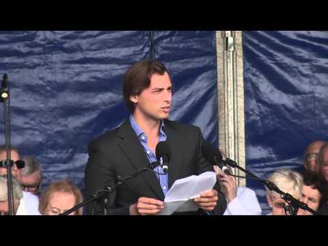 IJzerwake 2014: gastspreker Thierry Baudet