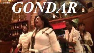 Ethiopia / Gondar '4 sisters' music&dance