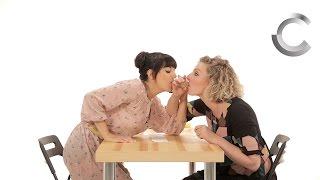Celene & Jessica | Truth or Drink | Best Friends