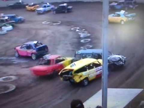 Banger racing @ Speedway Emmen!