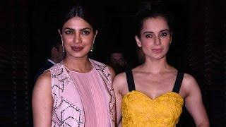 Priyanka Chopra Parties With Kangana Ranaut