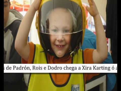 Spot Xira Karting Padrón, Rois e Dodro