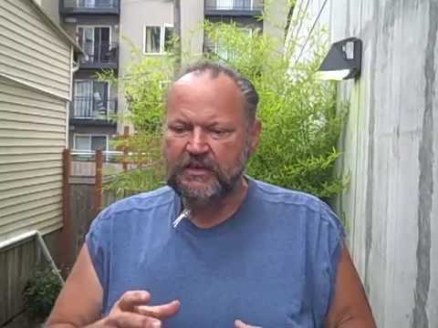 0 Raw Food Weight Loss 178 pounds! Dave the Raw Food Trucker VIDEO #6