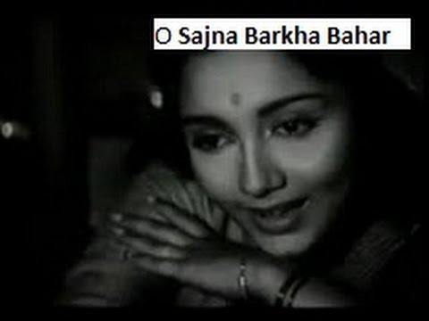O Sajna Barkha Bahar Aayi Instrumental Cover by Vinay M Kantak...